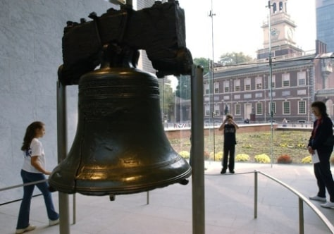 Image: Philadelphia, Pa.: 30,320,000 visitors
