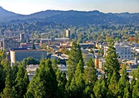 Image: Eugene, Ore.