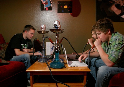 1 in 4 young adults has used a hookah - Health - Addictions