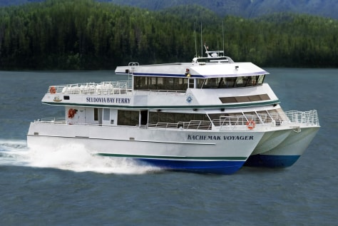 Image: Seldovia Bay Ferry