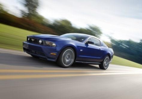 Image: Mustang