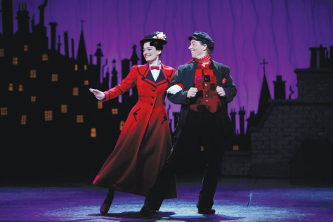 "Image: ""Mary Poppins"" on Broadway"