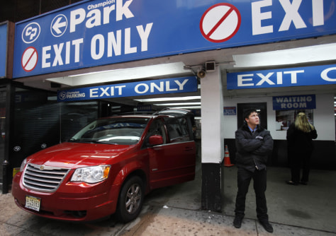 New Terror Monitors Parking Attendants Us News