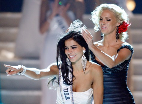 Image: Miss USA Rima Fakih