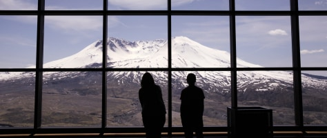Image: Mount St. Helens National Volcanic Monument