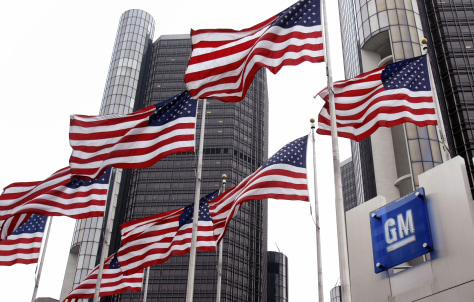 Image: FILE PHOTO: GM Posts First Quarterly Profit Since 2007
