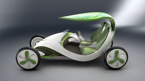 Image: YeZ Concept Car