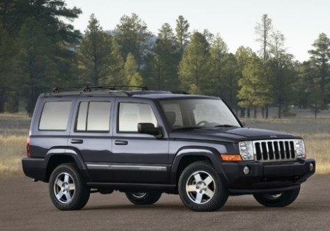 Image: Jeep Commander