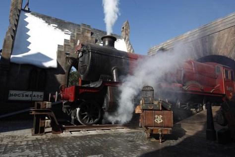 Image: Hogwarts Express