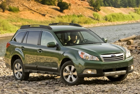 Image: Subaru Outback