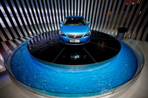 Image: Beijing Auto China Show 2010