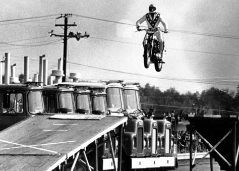 Image: Evel Knievel