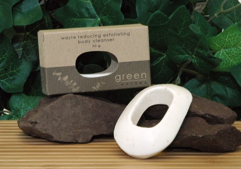 Image: Waste-reducing soap