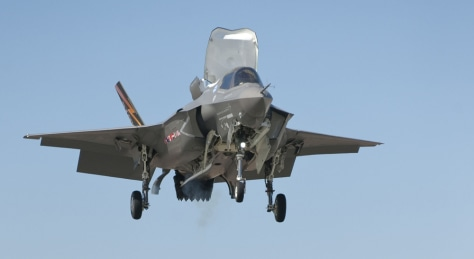 Image: F-35 Lightning II