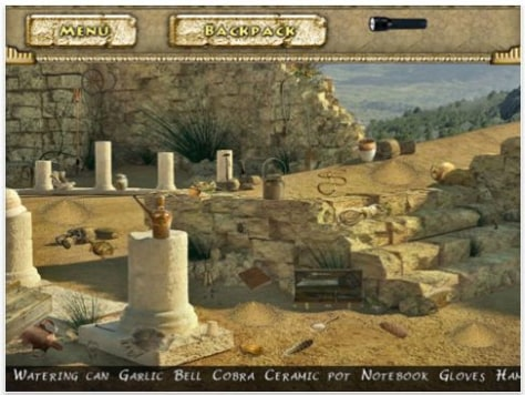 Image: Herod's Lost Tomb for iPad