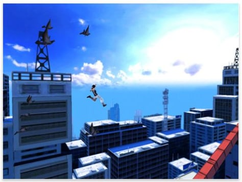 Image: Mirror's Edge for iPad
