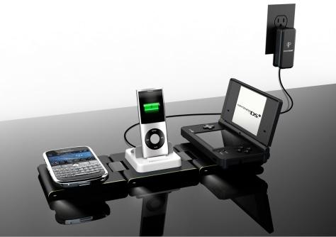 Image: PowerMat's Portable Mat