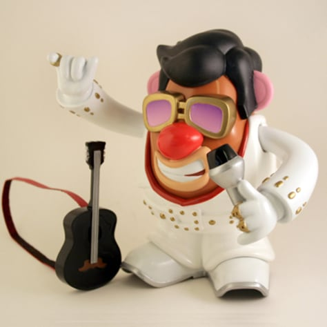 Image: Elvis Mr. Potato Head