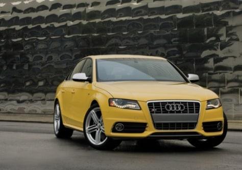 Image: Audi S4