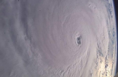 Image: Hurricane Ivan from space