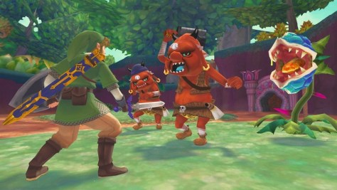 Image: Legend of Zelda: Skyward Sword