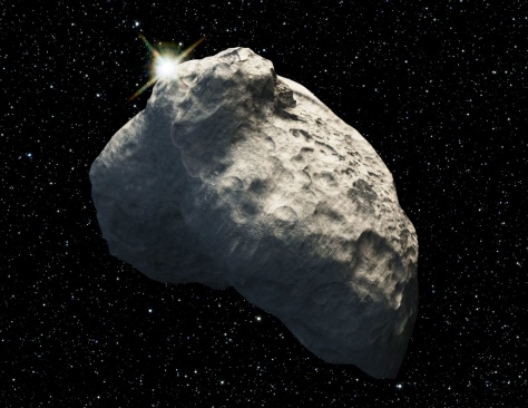 Image: Kuiper Belt object