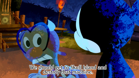 Image: Epic Mickey