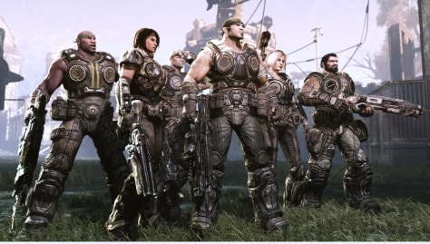 Image: Gears of War 3