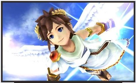 Image: Kid Icarus: Uprising
