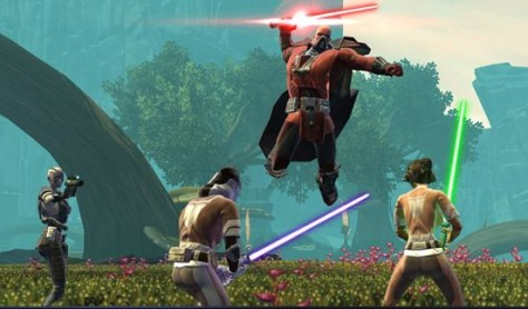 Image: Star Wars: The Old Republic