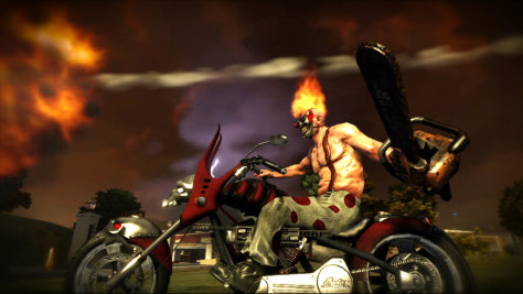 Image: Twisted Metal
