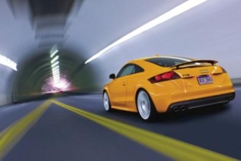 Image: Audi TTS