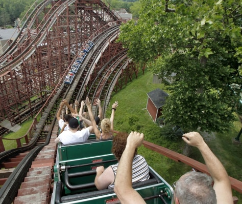 Image: Racer coaster