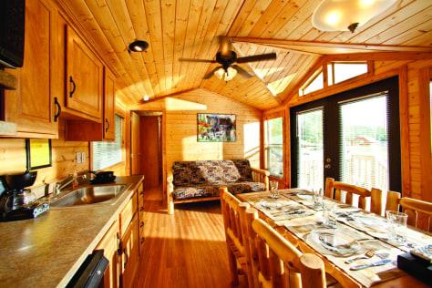 Park Model Rv Cabins