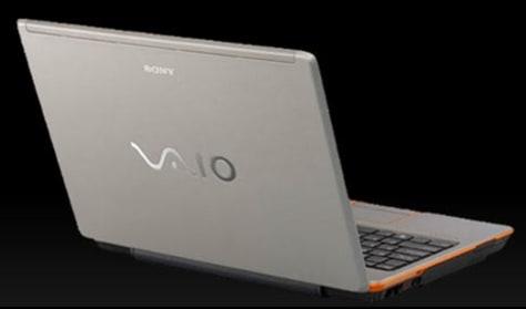 Image: Sony's Vaio C laptop