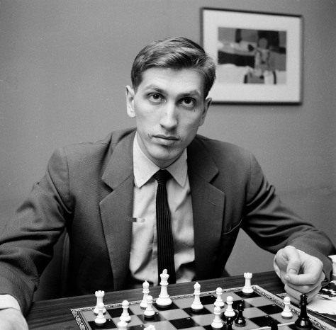 Image: Bobby Fischer