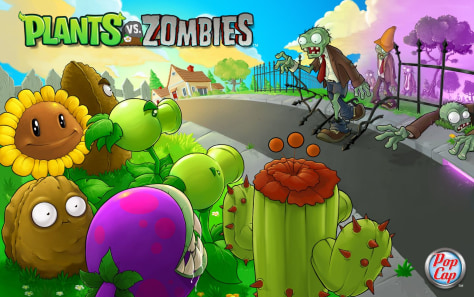 Image: Plants vs Zombies
