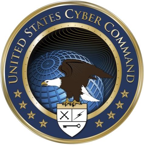 Image: U.S. Cyber Command logo