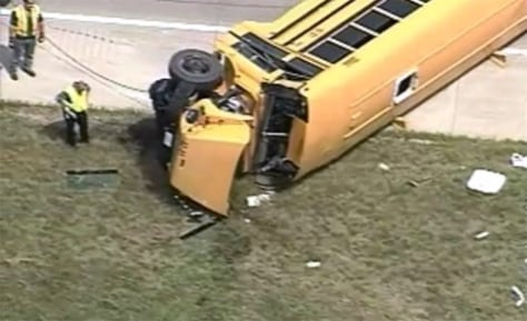 Image: Bus accident