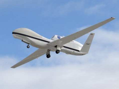 Image: NASA's Global Hawk