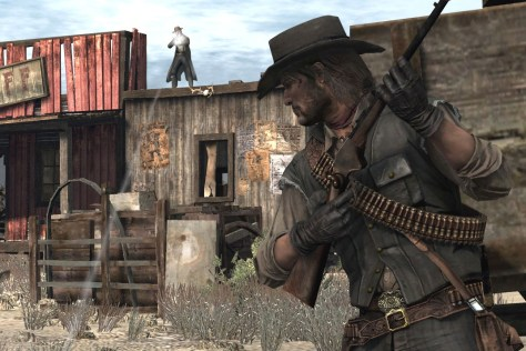 Image: Red Dead Redemption