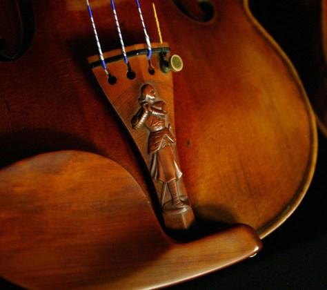 Stradivari violin La Pucelle