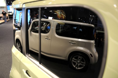 Image: Nissan Cube