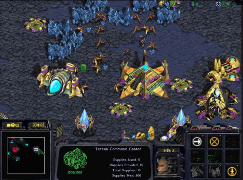 "Image: First ""StarCraft"""