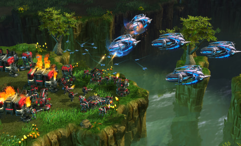 "Image: ""StarCraft II"" screenshot"