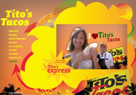 Image: Titos Tacos