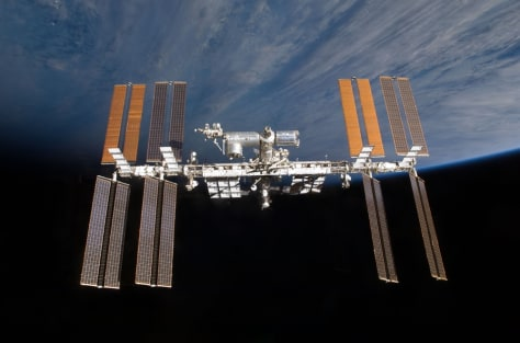 Image: International Space Station