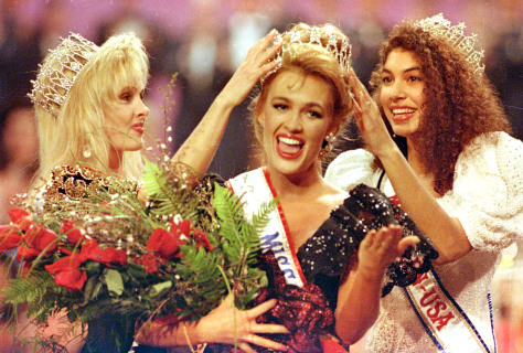 Image: Shannon Marketic, Miss USA 1992