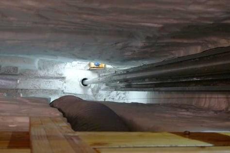 Image: Ice core-drill