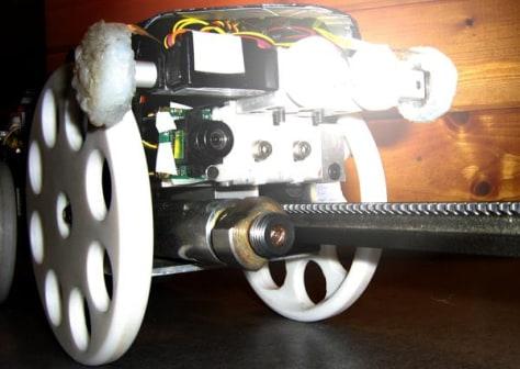Image: Robot explorer